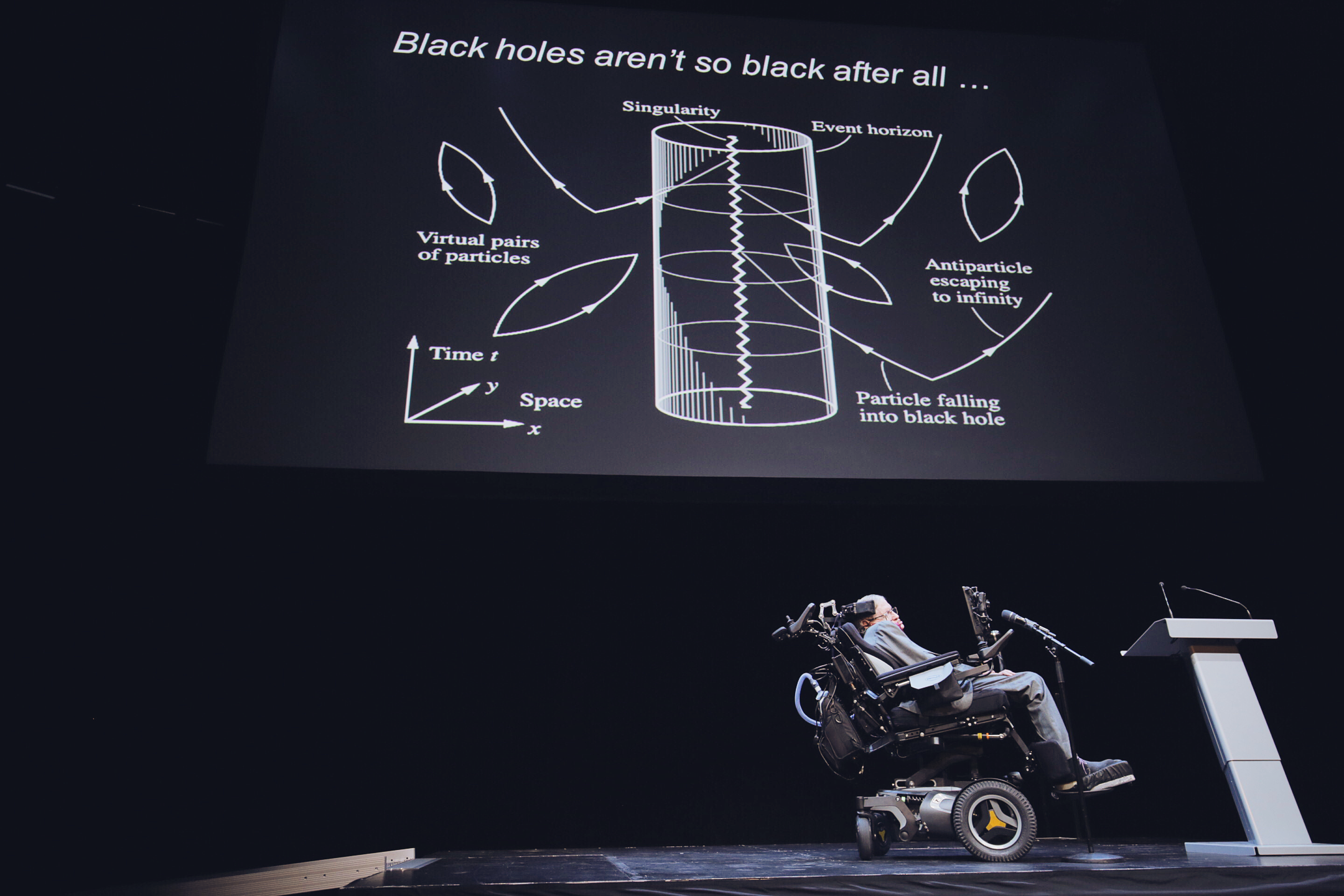 stephen hawking black holes - photo #25