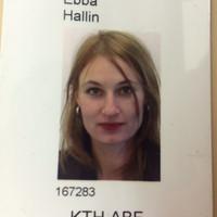 Profile picture of Ebba Hallin