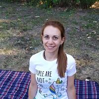 Profilbild av Mariya Lazarova