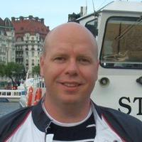 Profilbild av Urban Sjöström
