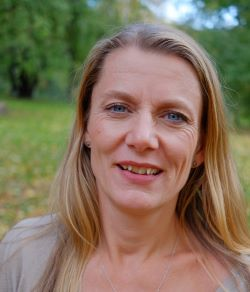 Foto på Mia Hesselgren, Postdoctoral Researcher, Design for Sustainable Mobility