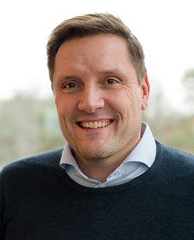 porträttfoto Björn Önfelt som är professor i tillämpad fysik vid KTH