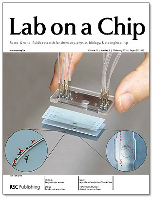 lab on a chip template - sabio nanophotonic biosensors for immunoassays kth
