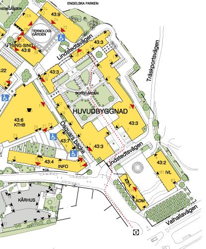 stockholm t central karta Directions | KTH stockholm t central karta
