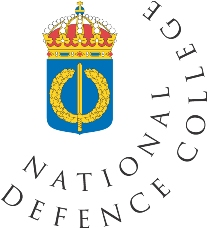 CRISMART GROUP - Swedish National Defence College