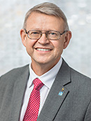 Picture of Deputy President Mikael Östling.