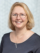 Photo: Vice President for Research Annika Stensson Trigell.