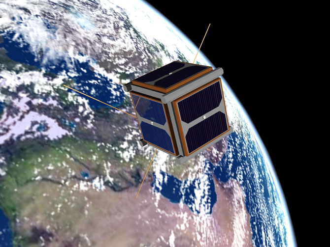 Name Sought For Swedens First Student Satellite