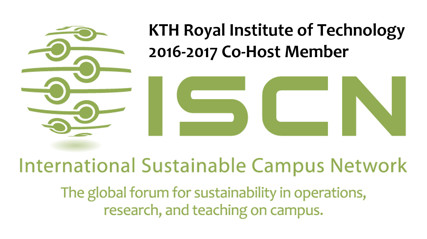 KTH Royal Institute of Technology 2016-2017 Co-host Member