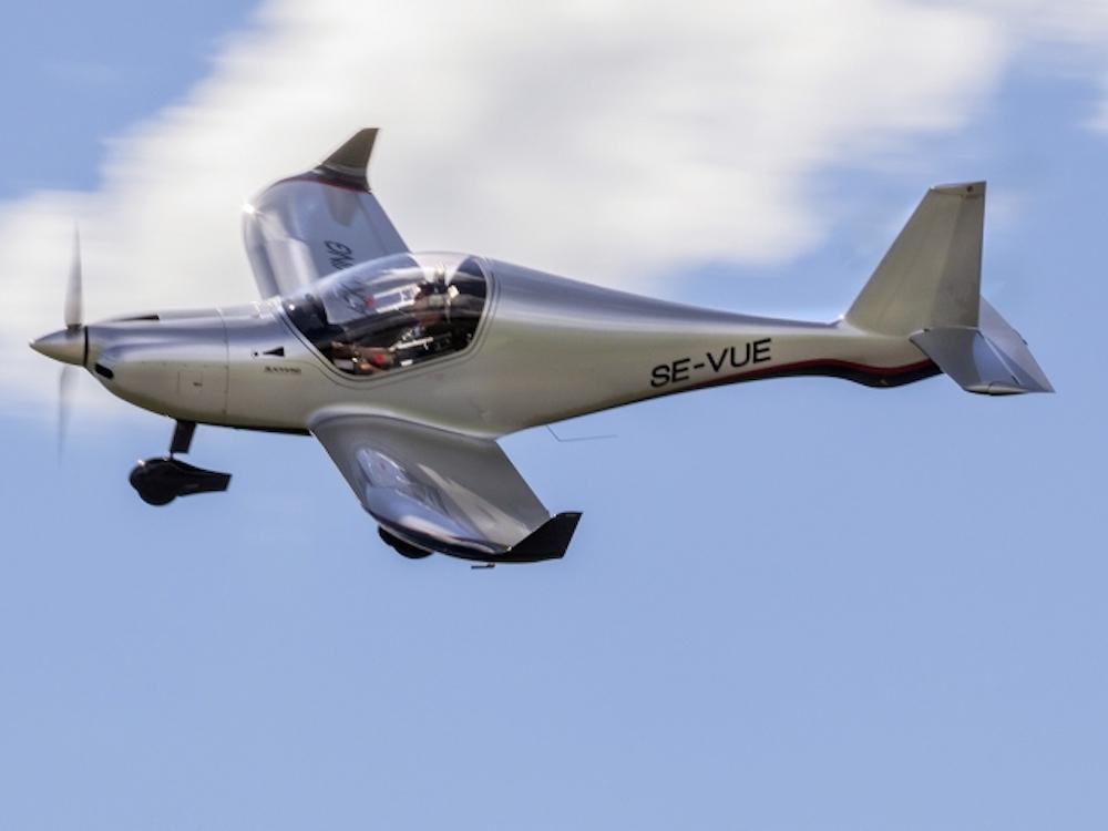 bygga ultralätt flygplan