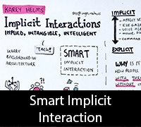 Smart Implicit Interaction