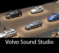 Volvo Sound Studio