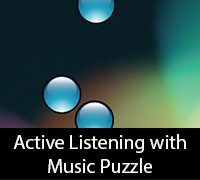 Active Listening with Music Puzzle