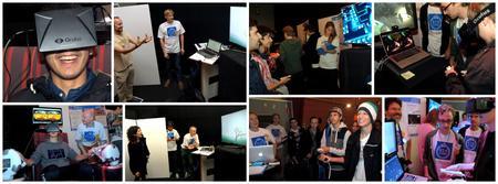 AGI14 at Comic Con-Gamex 2014