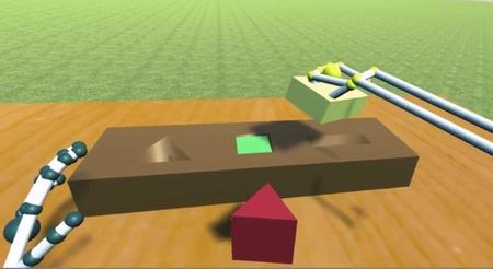 VR blocks toy